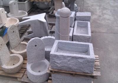 Vendita Pietre Da Giardino : Pirolo siro & c. fontane da giardino in pietra varese