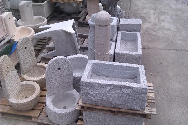 Pirolo siro & c.   fontane da giardino in pietra varese